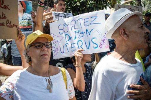 Maroc: un collectif demande de stopper les poursuites liées aux moeurs