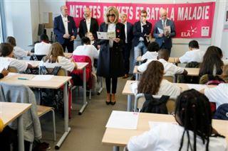 Voile- Brigitte Macron insiste sur la nécessaire neutralité des professeurs