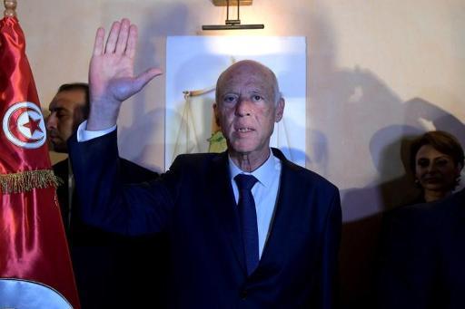 Tunisie: Kais Saied élu officiellement président avec 72,71% des voix