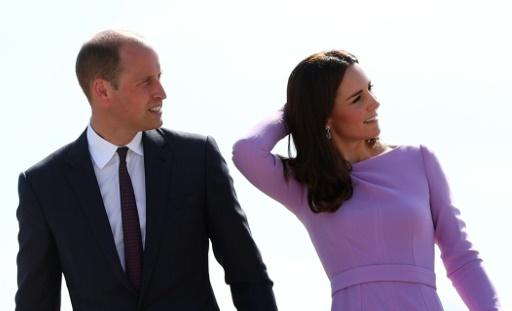 Le prince William et Kate au Pakistan pour une tournée