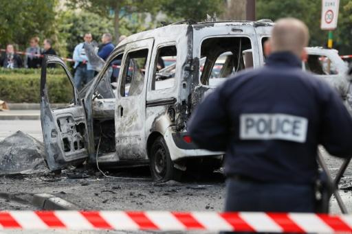 Policiers brûlés à Viry-Chatillon en 2016: le procès s'ouvre mardi