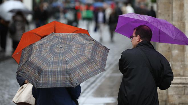 Prévisions météo: une perturbation ondulante va arroser notre pays