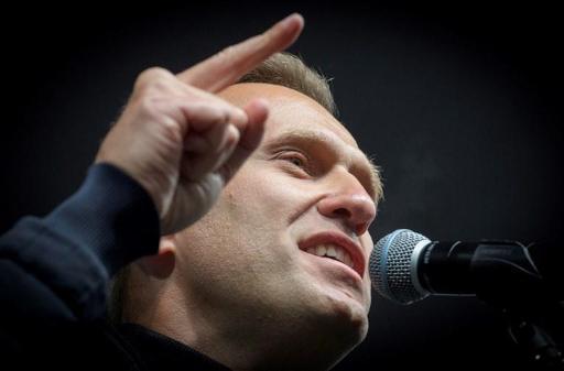 Le mouvement de l'opposant russe Navalny perquisitionné dans une quinzaine de villes