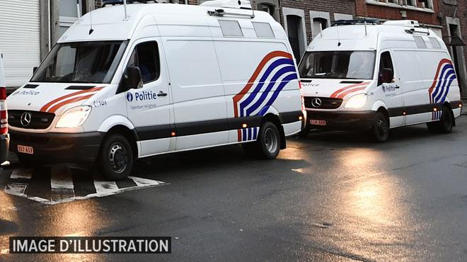 Grivegnée: une dispute familiale a provoqué l'intervention de nombreux policiers hier soir