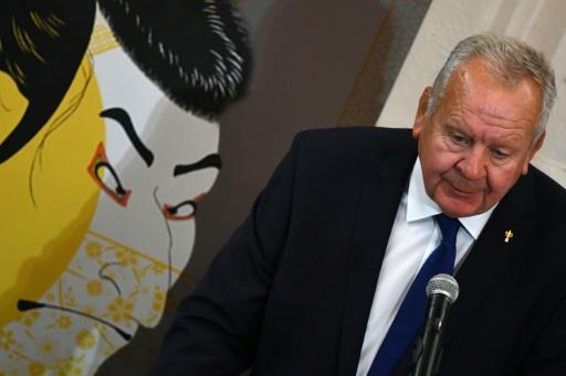 Le patron de World Rugby souhaite que le Japon joue plus face aux meilleurs
