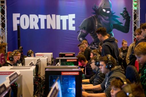 Le jeu vidéo Fortnite de retour, des millions de joueurs respirent