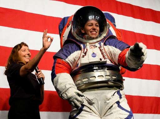 Les prochains astronautes sur la Lune sautilleront moins grâce à de nouvelles combinaisons