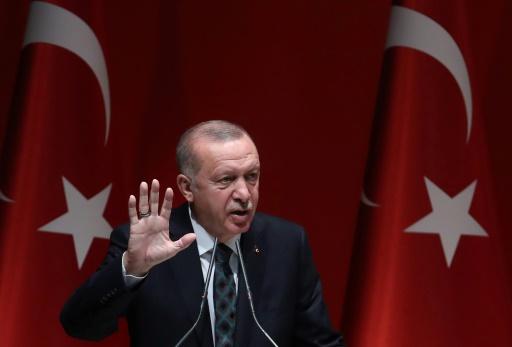 Erdogan dit que la Turquie ne
