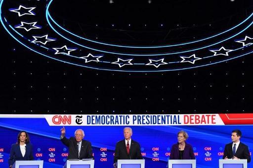 Présidentielle 2020 aux Etats-Unis - Les candidats démocrates unis contre Trump, Biden se défend dans l'affaire ukrainienne