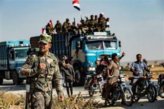 Syrie- violents combats turco-kurdes, Pence et Pompeo dépêchés en Turquie