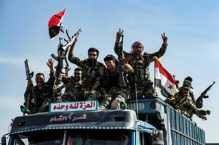 Minbej, ville stratégique du nord syrien proche de la frontière turque
