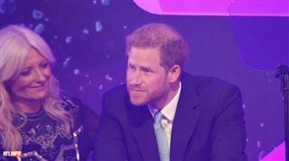 Le prince Harry en pleurs- il raconte la grossesse de Meghan Markle (vidéo)