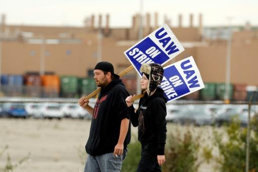 Fin de grève en vue chez General Motors aux Etats-Unis