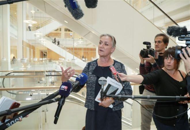 Procès Mediator - Irène Frachon commence à raconter pourquoi elle a tiqué