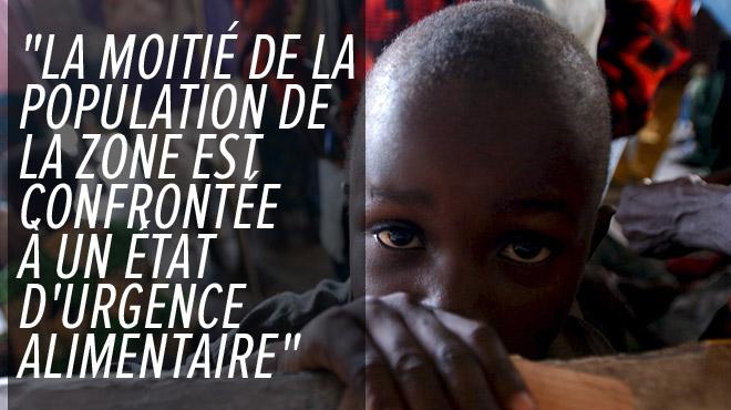 Atrocités commises par des milices armées en Ituri (RDC): 360.000 personnes en fuite luttent désormais pour leur survie