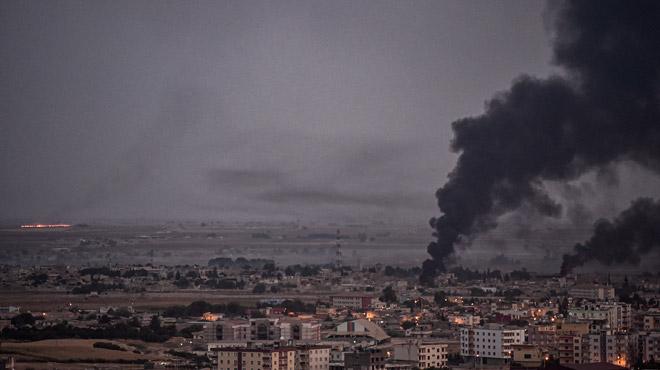 Attaque turque en Syrie: soutenue par des frappes aériennes