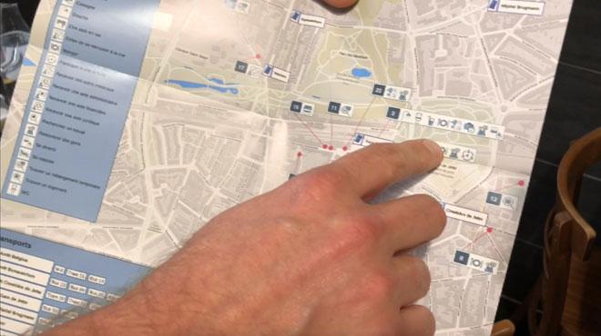 Jette lance le projet Réseau-T: une carte informative pour sans-abri