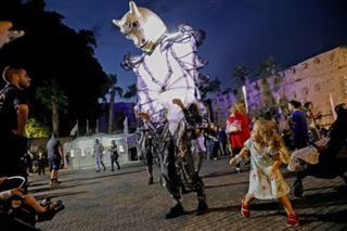 Israël célèbre 40 ans de théâtre alternatif à Saint-Jean-d'Acre