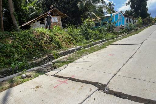 Tremblement de terre aux Philippines: 5 morts