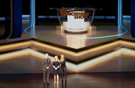 Jennifer Aniston dans l'univers des matinales télé pour une série d'Apple TV+