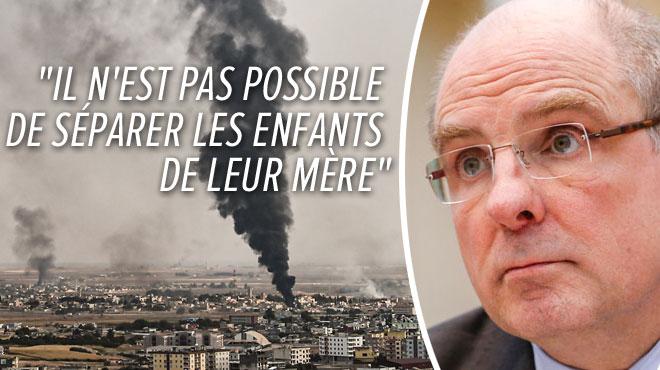 Des enfants de djihadistes belges se retrouvent au coeur de l'attaque turque en Syrie: voici la position du ministre de la Justice