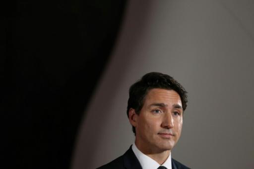 Justin Trudeau, l'étoile pâlissante des Libéraux canadiens