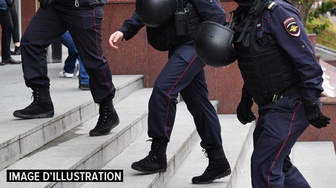 Deux jeunes Russes accusés d'