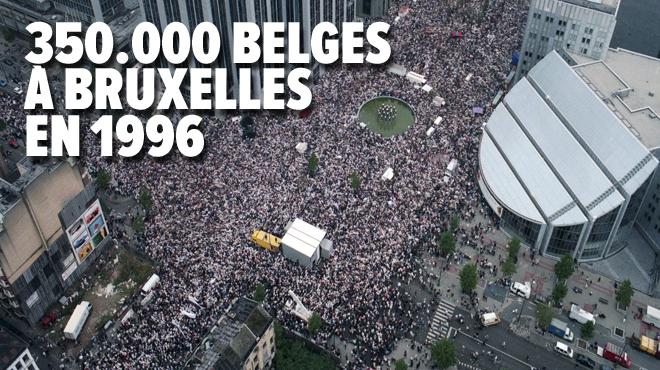 23 ans après la Marche Blanche, une Marche Noire traversera Bruxelles ce dimanche