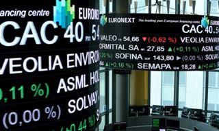 La Bourse de Paris finit en repli de 0,65%
