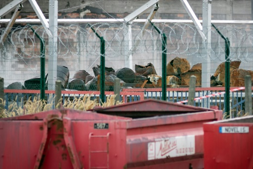 Lubrizol: l'enlèvement des fûts à risque durera deux mois