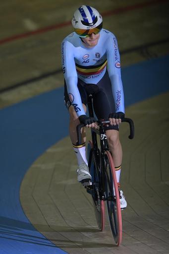 Euro de cyclisme sur piste - Lindsay De Vylder huitième de l'omnium, le Français Benjamin Thomas titré