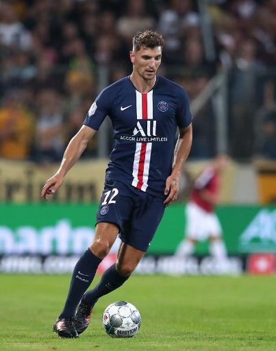 Les Belges à l'étranger - Le Paris Saint-Germain, avec un assist de Meunier, prépare au mieux son duel contre Bruges