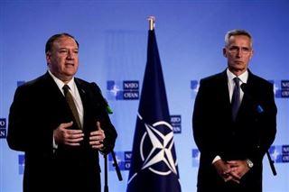 Offensive turque en Syrie - Pompeo est venu expliquer à l'Otan ce que les Etats-Unis ont obtenu
