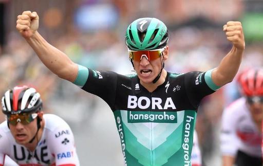 Tour du Guangxi - Pascal Ackermann remporte au sprint la 3e étape et consolide son leadership