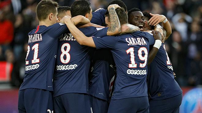 Le Paris Saint-Germain, avec un assist de Meunier, prépare au mieux son duel contre Bruges (vidéo)