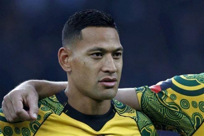 Rugby- Folau se dit totalement prêt à répéter ses propos homophobes