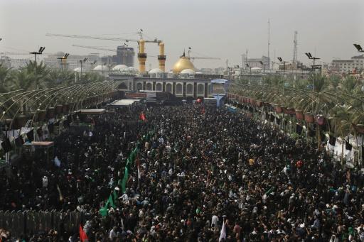 Irak: slogans anticorruption au milieu du pèlerinage chiite à Kerbala