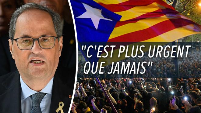 Après 5 jours de violences, le gouvernement catalan demande au Premier ministre espagnol des