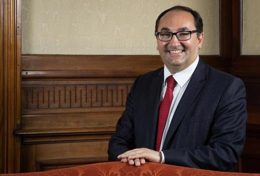 Ahmed Laaouej élu président de la fédération bruxelloise du PS avec 52.5 pc des voix