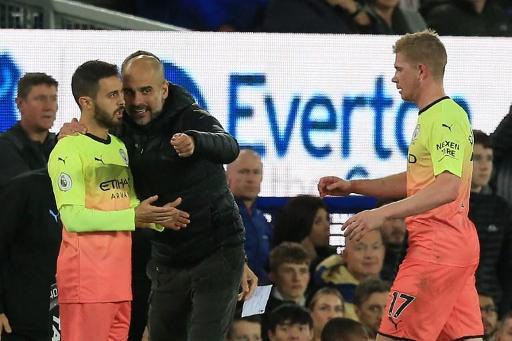 Les Belges à l'étranger - De Bruyne de retour avec Manchester City, vainqueur face à Crystal Palace