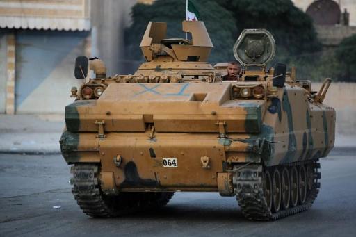 Offensive turque en Syrie - Un soldat turc tué dans une attaque des forces kurdes