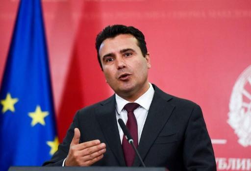 Macédoine du Nord: élections anticipées mi-avril après la rebuffade de l'UE