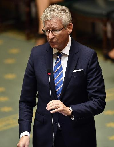 Le ministre de l'Intérieur Pieter De Crem n'est pas candidat à la présidence du CD&V