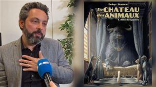 Sortie BD- Le château des animaux, une BD contre l'injustice, puissante et drôle