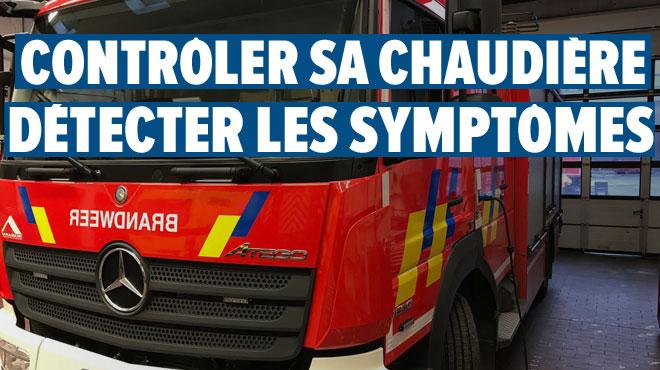 Plusieurs intoxications au monoxyde de carbone ce week-end à Bruxelles: les pompiers insistent sur les consignes de sécurité