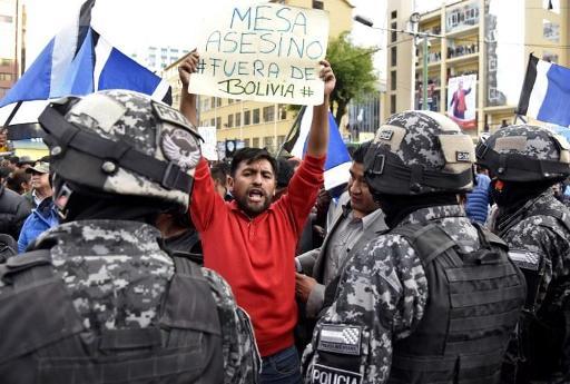 Elections en Bolivie - Revirement de situation, Morales vers une victoire au premier tour