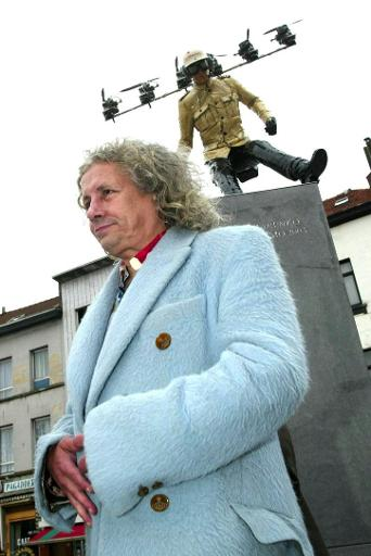 Anvers célèbrera en 2020 les 80 ans de l'artiste Panamarenko
