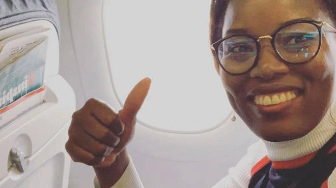 Pas très écologique: la députée européenne N-VA Assita Kanko prend l'avion pour aller au Parlement de Strasbourg