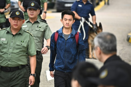 Hong Kong: sortie de prison du meurtrier présumé, catalyseur de la crise