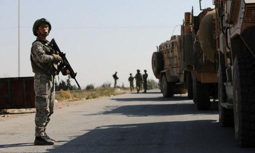 Plus de 100 prisonniers de l'EI se sont échappés en Syrie, selon l'émissaire des USA